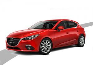New Mazda 3  2.0