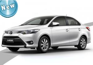 Toyota New Vios 1.5